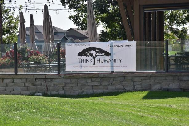 golf think humanity sign