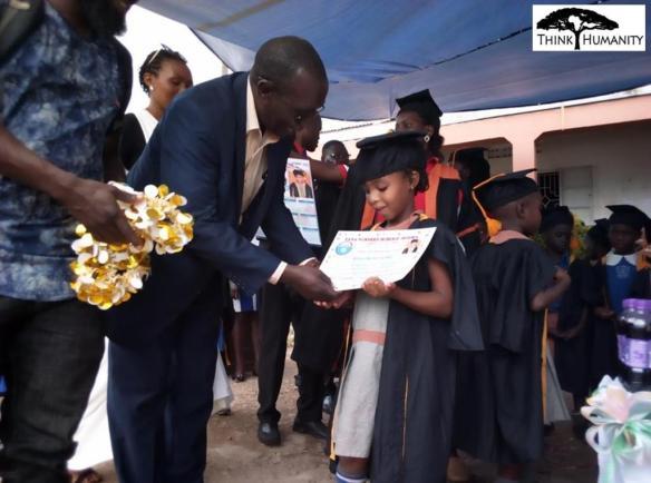 kelline graduating