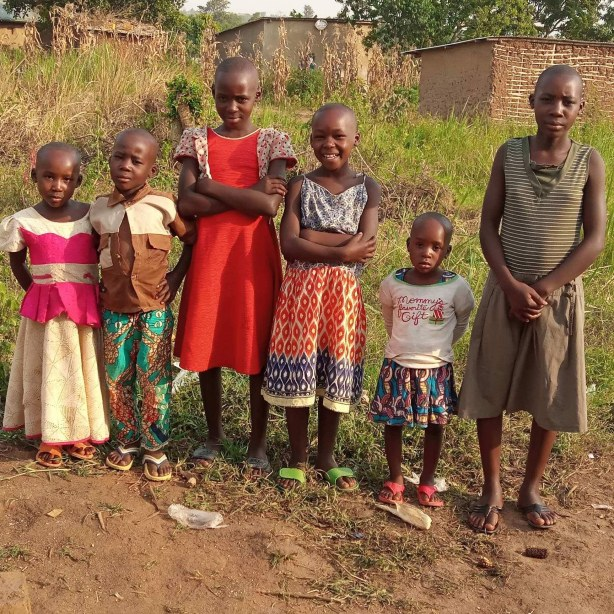 Blessing ruth, Isaac, Gloria, hope, emilly and esther.jpg
