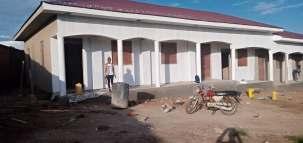 hostel with undercoat