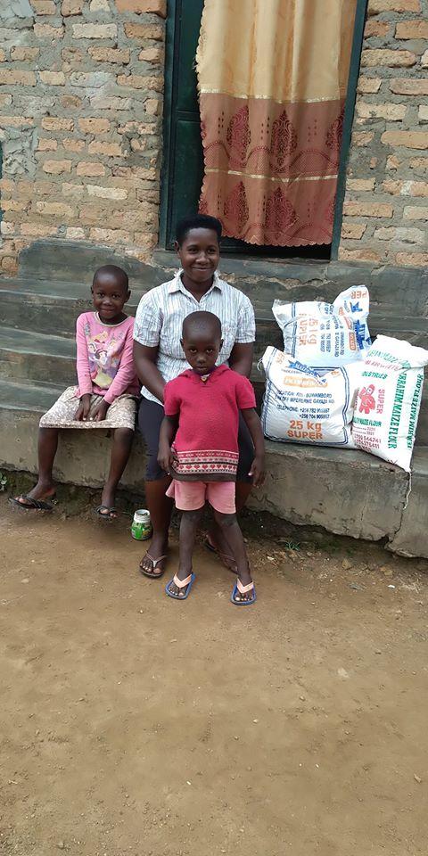 Charity in Hoima
