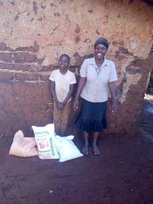 kabatembuzi josinta kwali subcounty